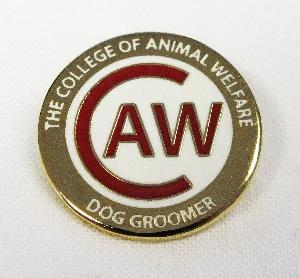 Picture of Dog Groomer badge